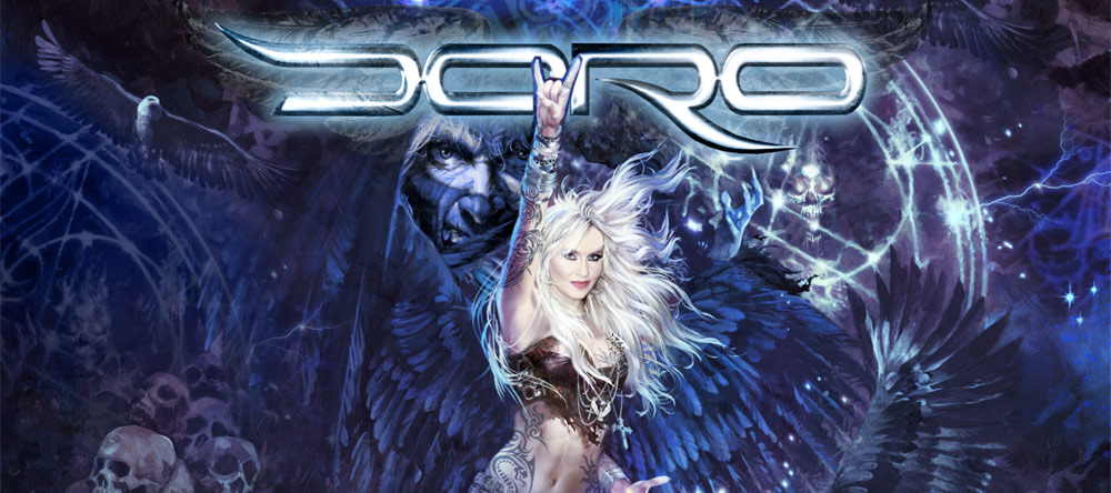 DVD Doro 30 Years