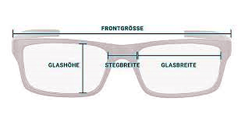 Brillengroesse bestimmen
