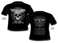Das offizielle Shirt zur 2014 Doro Tour-Copy