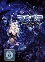 Doro Strong and Porud Blue Ray Digipack
